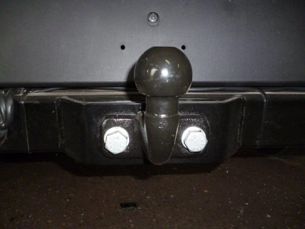 Anhängerkupplung Porter S 90