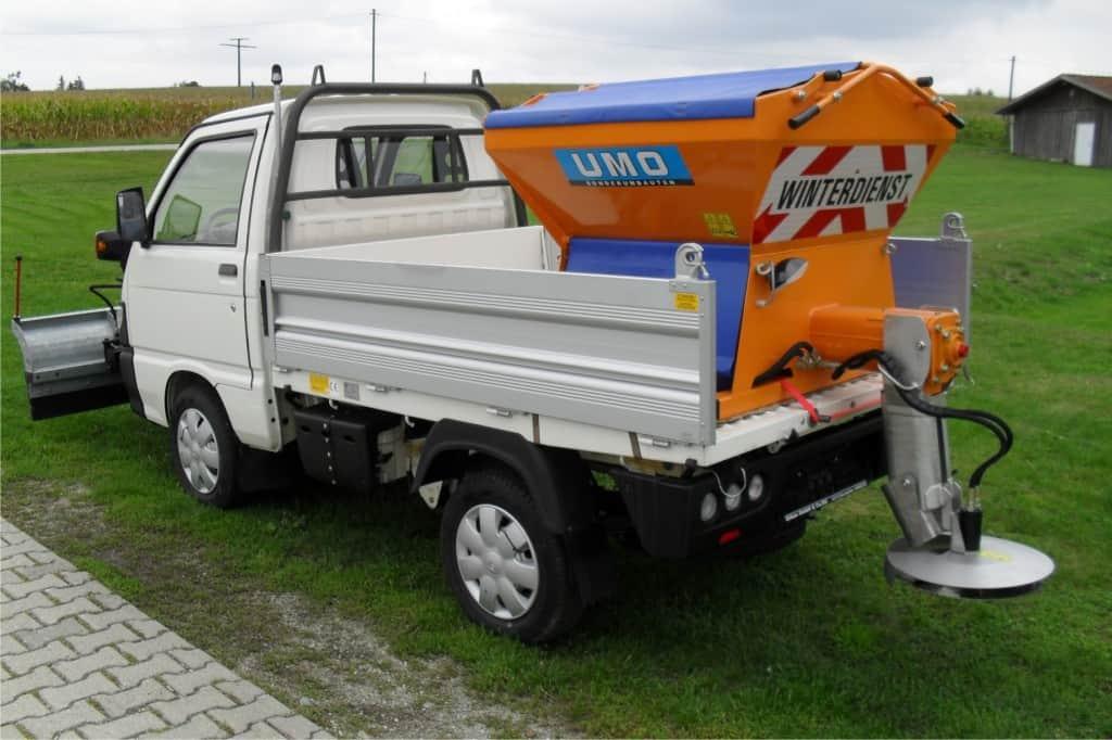 Salzstreuer UMO 1 Hydro Standard