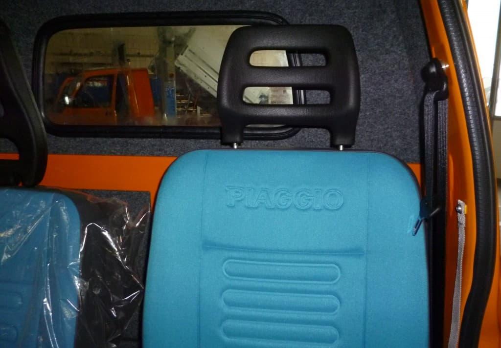 Komfort-Fahrersitz