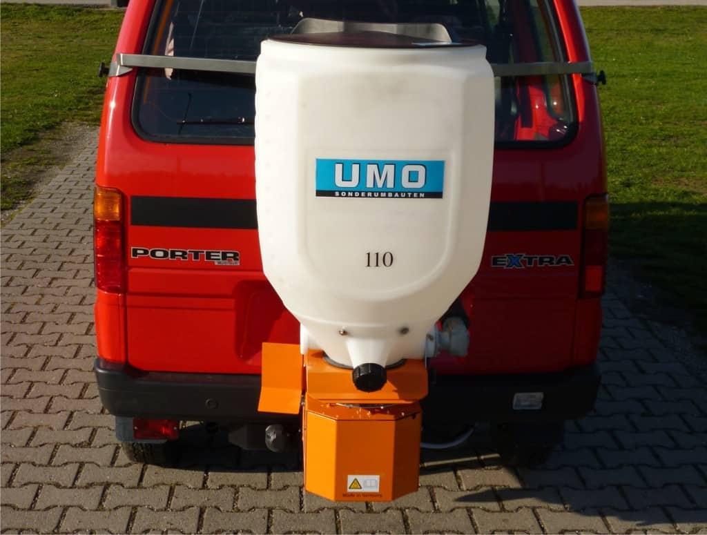 Salzstreuer LS E 110 für Suzuki Jimny