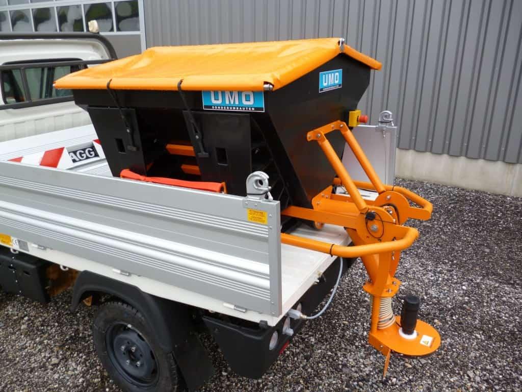 Salzstreuer LS 6000 – 550 Liter