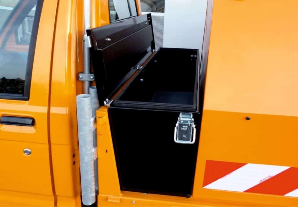 Werkzeugtransportbox klein