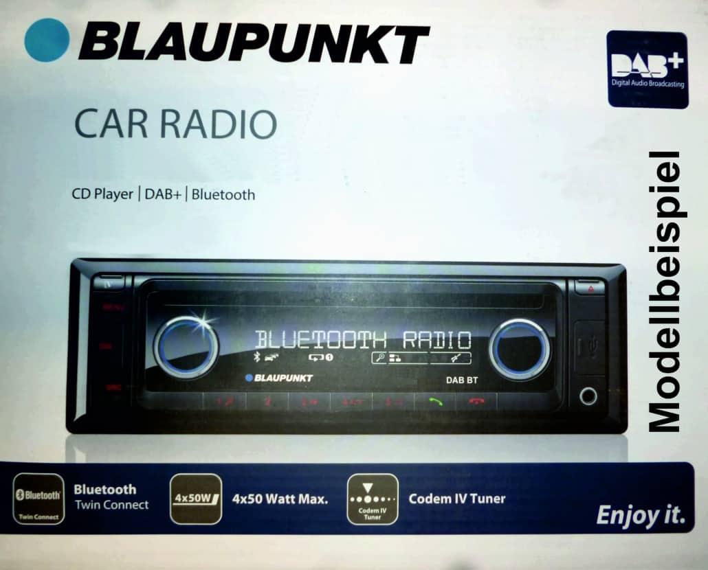 Komplettset mit CD-Radio und DAB+
